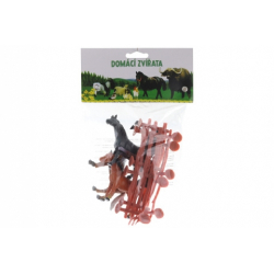 Obrázek Koníci s ohradou v sáčku