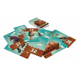 Obrázek Pevnosť Fort kartová spoločenská hra v plechovej krabičke 7,5x11cm 6