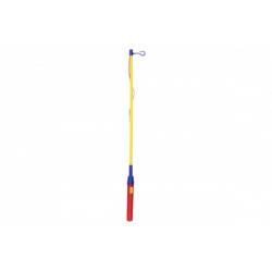 Obrázek Hůlka na lampión plast 50cm svietiace na batérie karneval