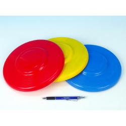 Obrázek Létající talíř plast průměr 23cm - 3 barvy