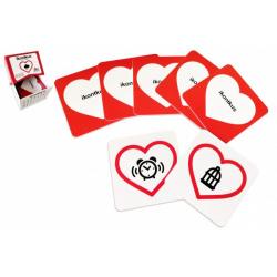 Obrázek Ikonikus - Hra o emocích společenská hra v krabičce 10x10x7,5cm