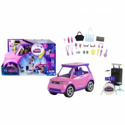 Obrázek Barbie DHA TRANSFORMUJÍCÍ SE AUTO