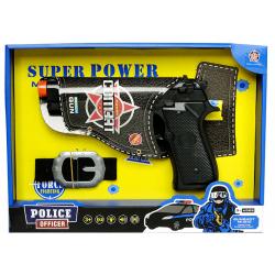Obrázek Policejní pistole s opaskem