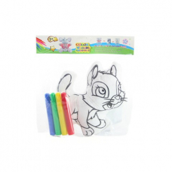 Obrázek Malovací kočka