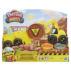 Obrázek Play Doh Wheels Těžba