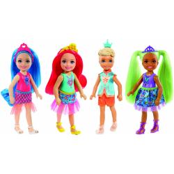 Obrázek Barbie pohádková Chelsea