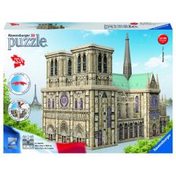 Obrázek Puzzle 3D Notre Dame 3D 216 dílků