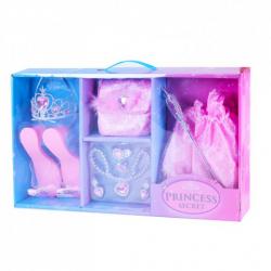 Obrázek sada princezna růžová 8 ks krabice
