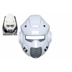 Obrázek Maska vesmírný ochránce plast 22x17cm 12ks v boxu karneval