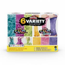 Obrázek Play-Doh Více druhů písku