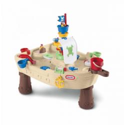 Obrázek Vodní stůl - pirátská loď