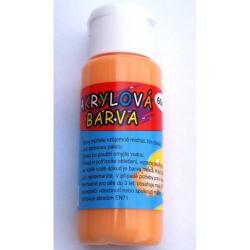 Obrázek Akrylová barva 60ml - oranžovo-žlutá (orange yellow)
