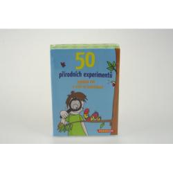 Obrázek 50 přírodních experimentů