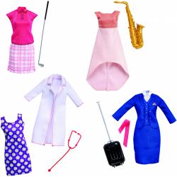 Obrázek Barbie profesní oblečení