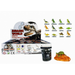 Obrázek Sliz - hmota Dinosaurus 6cm -