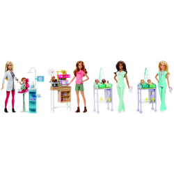 Obrázek Barbie povolání herní set s panenkou