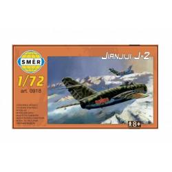 Obrázek Model Jianjiji J-2  1:72 15x14cm v krabici 25x14,5x4,5cm