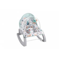 Obrázek Fisher Price sedátko od miminka po batole Terrazzo se stříšk