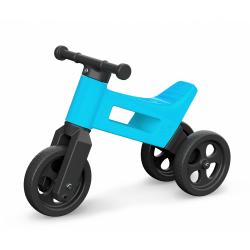 Obrázek Odrážedlo Funny Wheels 2v1 modrá