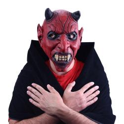 Obrázek maska čert s ušima