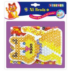 Obrázek Korálky zažehlovací velké- maxi - XL sada 265 korálků - kůň