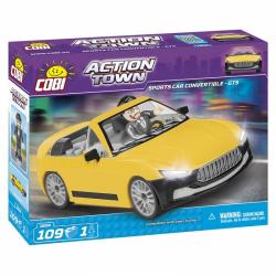 Obrázek Cobi 1804  Action Town Závodní auto GTS