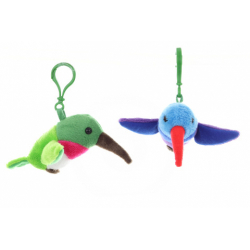 Obrázek Plyš Kolibřík klíčenka