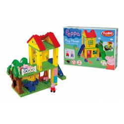 Obrázek Playbig Bloxx Peppa Pig Domeček na Hraní