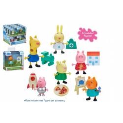 Obrázek Prasátko Peppa figurka s doplňky plast 6cm - různé druhy