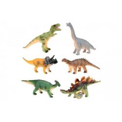 Obrázek Dinosaurus plast 35cm asst 6 druhů
