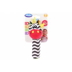 Obrázek Playgro - Pískátko Zebra