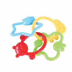 Obrázek Chrastítko BABY tvary zvířátka