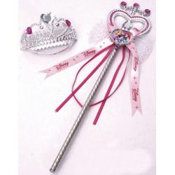 Obrázek Disney princezny - Čelenka a hůlka pro princeznu