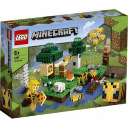 Obrázek LEGO<sup><small>®</small></sup> Minecraft 21165 - Včelí farma