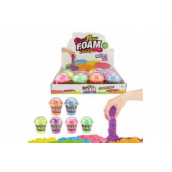 Obrázek Sliz - Pomalu tekoucí hmota 100g 6 barev v kelímku 12ks v boxu