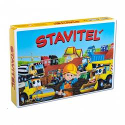 Obrázek Hra Stavitel 3 logické hry