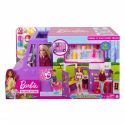 Obrázek Barbie pojízdná restaurace