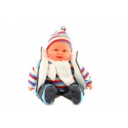 Obrázek Bábätko veľké - chlapec - svetlo modrá vesta
