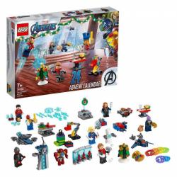 Obrázek LEGO<sup><small>®</small></sup> Super Heroes 76196 - Adventní kalendář Avengers