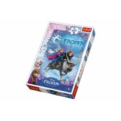 Obrázek Puzzle Frozen/Ledové království  100 dílků 27,5x41cm