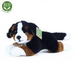 Obrázek Plyšový bernský salašnický pes ležící 23 cm ECO-FRIENDLY