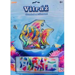 Obrázek Vitráž - ryba