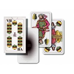 Obrázek Mariáš dvouhlavý společenská hra karty v papírové  krabičce