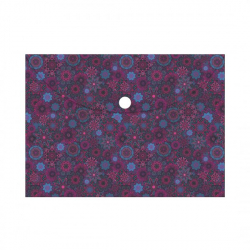 Obrázek Pouzdro na dokumenty A4 - Květiny
