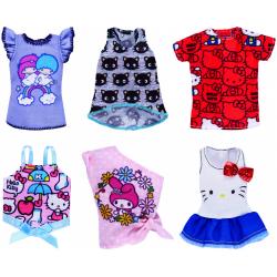 Obrázek Barbie tématické oblečky - různé druhy