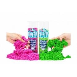 Obrázek PlayFoam Pluffle hypnotizující hmota 6 barev v tubě 23x7cm 12ks v boxu