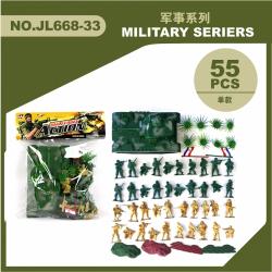 Obrázek Sada vojáčků a dalšího příslušenství