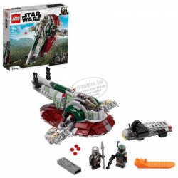 Obrázek Star Wars 75312 - Boba Fett a jeho kosmická loď