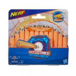 Obrázek Nerf Accustrike náhradné šípky 12 ks