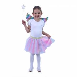 Obrázek Dětský kostým tutu sukně Jednorožec
